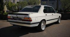 1986 BMW M5  - 1986 M5 BRD Auslieferung Neuwagenzustand