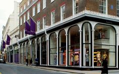 Asprey Store, Bond Street | Projects | Foster + Partners