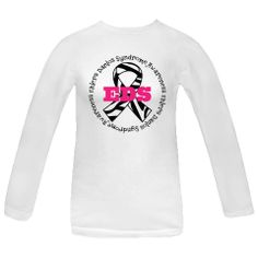 Ehlers Danlos Syndrome Women's Shirts | Ribbons Of Awareness T-shirts and Gifts