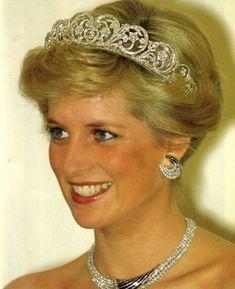 Diana in Germany 1985