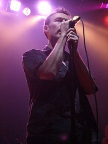 """Jim Reid.of """"The Jesus and Mary Chain"""""""