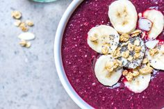 More than just an Instagram trend, at CGD HQ we made this amazing breakfast smoothie bowl and gave breakfast a new lease of life!