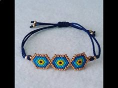 Learn How to use Brick Stitch technique with Delica Beaded Necklace Patterns, Beaded Jewelry, Handmade Jewelry, Bead Loom Bracelets, Embroidery Jewelry, Brick Stitch, Bead Crochet, Beading Tutorials, Loom Beading