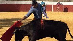 EPIRUS TV NEWS: [ΚΟΣΜΟΣ]Σάλος για τον ταυρομάχο που μπήκε στην αρέ...