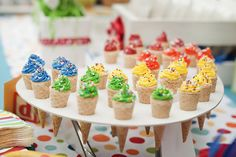 Sesame Street 2nd Birthday Party - Kara's Party Ideas - The Place for All Things Party