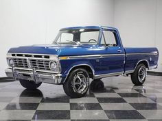 1973 Ford Pickup Truck:                                                                                                                                                                                 More