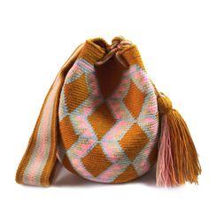 Alon Wayuu Mochila Bag Lombia Co