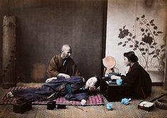 Shiatsu Japanese Style Massage
