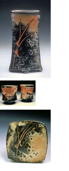 """Malcolm Davis: """"I first touched clay at age 40 and knew immediately that I had been a potter all along."""""""