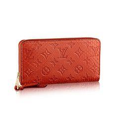 Louis Vuitton Zippy Wallet N91448 Orient