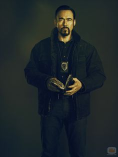 The Strain Kevin Durand | Kevin Durand en 'The Strain'