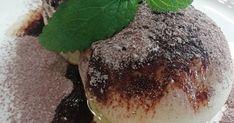 Skvelé parené buchty s lekvárom ako od babičky, tradičný RECEPT 👵 - Galéria 1 z 6 Sweet And Salty, Pudding, Desserts, Food, Basket, Tailgate Desserts, Deserts, Custard Pudding, Essen