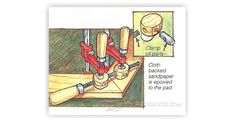 DIY Miter Clamps - Clamp and Clamping Tips, Jigs and Fixtures | WoodArchivist.com