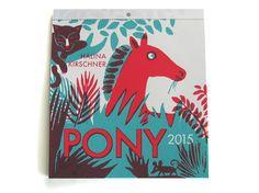 Alle Jahre wieder begleitet uns der Pony Kalender aus der Edition Galopp der Illustratorin Halina Kirschner wohlbehalten durch's Jahr.Soviel sei verraten: Dieses Jahr hat sich noch ein weiteres Tier unter die Monate geschlichen.Der Ponykalender ist im Siebdruck gedruckt und erscheint in einer Auflage von 200 Stück. Design: Halina KirschnerMaße: 14,5 x 16 cmMaterial: Papier, SiebdruckPreis: 17.00 Euro inkl. 19% UST zzgl. Versand