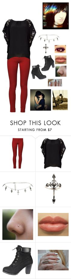 """""""taking cute pictures with ut bf: jinxx"""" by ashley1665 ❤ liked on Polyvore featuring 2nd One, Wallis, ASOS, BVB and Jinxx"""