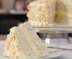 Lemon Cream Cake (Olive Garden)