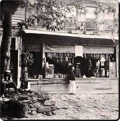 Osmanlı'da Bakkal