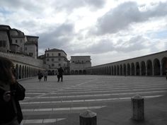 Basilica of St. Francis of #Assisi  - Assisi, #Italy #travel