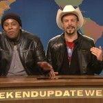 SNL Pokes Fun at Brad Paisley & LL Cool J's 'Accidental Racist' [VIDEO]