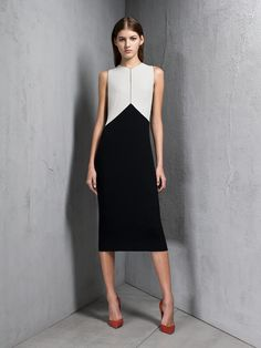 Narciso Rodriguez Pre-Fall 2013 - Review - Fashion Week - Runway, Fashion Shows and Collections - Vogue