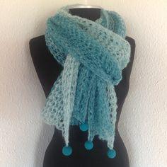 Indlandsisen - strikkekit fra www. Knitting, Fashion, Velvet, Moda, Tricot, Fashion Styles, Stricken, Knitwear, Crocheting