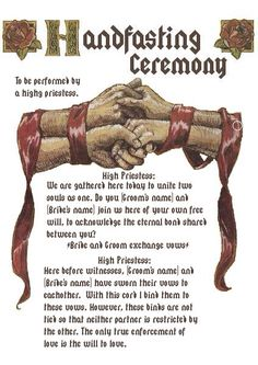 New Wedding Vows Irish Celtic Knots Ideas You can find Knots and more on our website.New Wedding Vows Irish Celtic Knots Ideas Wiccan Wedding, Viking Wedding, Celtic Wedding, Wedding Ceremony, Our Wedding, Dream Wedding, Medieval Wedding, Trendy Wedding, Gothic Wedding Ideas