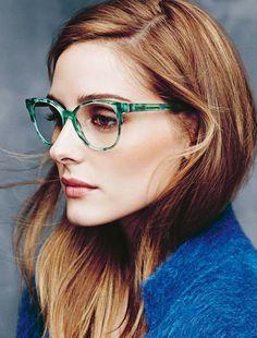 Olivia Palermo for Max & Co A/W 2015 Eyewear #oliviapalermo #maxco
