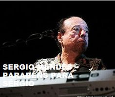 Today (February 11) Mr.Sérgio Santos Mendes simply known as Sergio Mendes is 73. Happy Birthday Sir. To watch his 'VIDEO PORTRAIT' 'Parabens para Sérgio' in a large format, to hear the 'BEST OF Sergio Mendes Tracks' on Spotify, go to >>http://go.rvj.pm/d5
