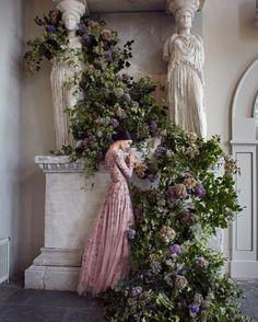 Plants photography creative ana rosa New Ideas Deco Floral, Floral Arch, Arte Floral, Floral Design, Purple Wedding, Floral Wedding, Wedding Flowers, Wedding Dresses, Wedding Lavender
