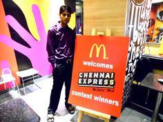 #Ahmedabad #Mumbai #PratikBhatt #Contest #Winner #MeetandGreet #Pratik