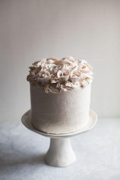 Cinnamon & Cajeta Cake