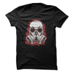 Toxic Skull T-Shirts, Hoodies. ADD TO CART ==► https://www.sunfrog.com/LifeStyle/Toxic-Skull.html?id=41382