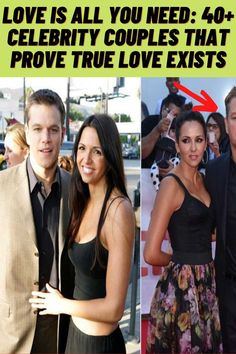 #Love #Need #Celebrity #Couples #Prove #Exists
