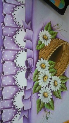 Discover thousands of images about . Lace Painting, One Stroke Painting, Painting Patterns, Lace Patterns, Embroidery Patterns, Color Pencil Art, Learn To Paint, Painting Inspiration, Painted Rocks