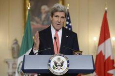 El secretario de Estado de Estados Unidos viajó a Suiza para conferencia sobre Siria | USA Hispanic PressUSA Hispanic Press