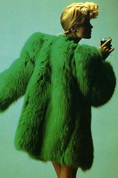1971, Year Of Scandal For Yves Saint Laurent Collection