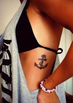 Costillas Tattoo For Women