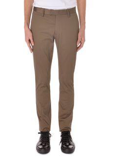 Acne Studios - Spring Summer 2015 - Menswear // Max Satin Pants With Narrow Leg