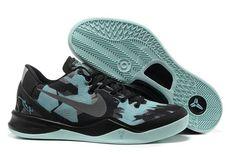 91c45a91701 Kobe Bryant 8 Black New Blue Shoes Kobe Bryant 8