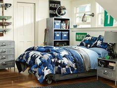 New Teen Furniture & New Teen Decor Locker Furniture, Boys Bedroom Furniture, Teen Furniture, Boys Bedroom Decor, Teen Bedroom, Bedroom Sets, Boy Bedrooms, Wide Dresser, Bedrooms