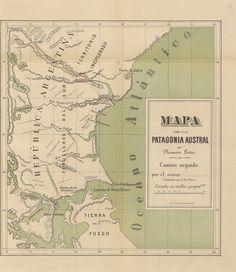 Image taken from page 209 of 'Mis esploraciones y descubrimientos en la Patagonia, 1877-80. [With map.]' | Flickr - Photo Sharing!