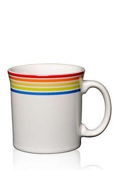 Fiesta Dinnerware Rainbow Java Mug at Belk