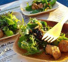 Verterra leaf plates #food photography