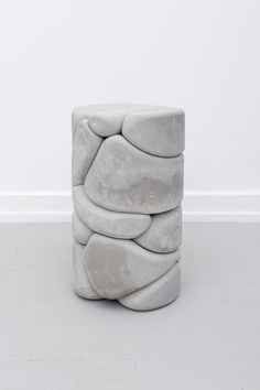 Material: Concrete Dimensions: 43 x 25 cm About: This Puffy Brick by Soft Baroque was made as a part of the Palazzo Monti residency, Summer 2018 2018 Price Upon Request Concrete Casting, Concrete Bricks, Concrete Forms, Concrete Crafts, Concrete Art, Concrete Stone, Concrete Texture, Precast Concrete, Baroque