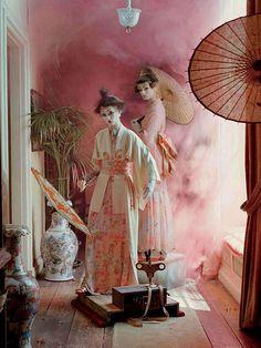 Tim Walker for Vogue Italia, 2011