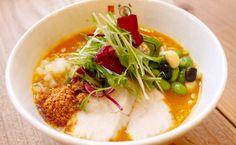 北海道の野菜のおいしさがギュッと詰まった「べじそば ななつき」