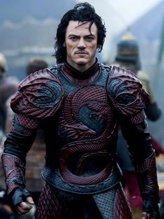 Nice armor, Bard!!!!! Are u ready for the battle of five armies?