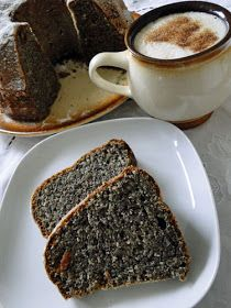kudy-kam...: Makovo-tvarohová bábovka Slovak Recipes, Czech Recipes, Quick Recipes, Sweet Recipes, Cooking Recipes, Queijo Cottage, Bunt Cakes, Healthy Cookies, Sweet Cakes