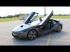 BMW i8 review - YouTube