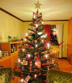 Inspirações para a árvore de Natal